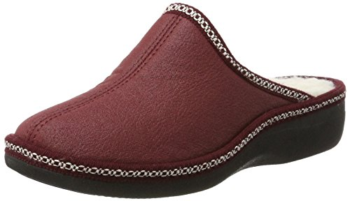 Hans Herrmann Collection Damen HHC Clogs, Rot (Rosso), 38 EU