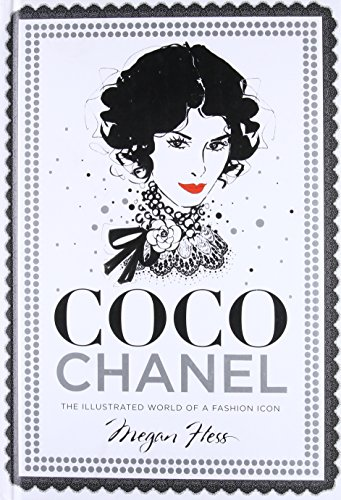 Coco Chanel: The Illustrated World of a Fashion Icon von Hardie Grant Books