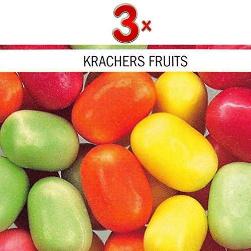 Haribo Maoam Kracher Fruits Assortiment 1 x 3kg Packung (fruchtige Kracher) von Haribo