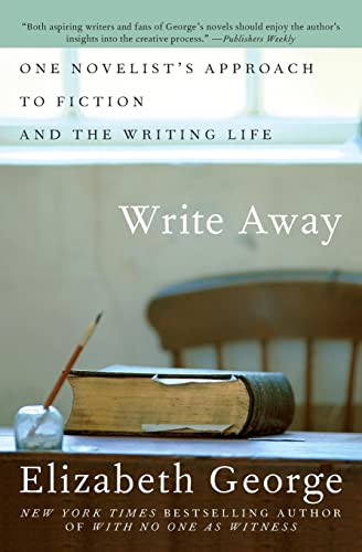 Write Away: One Novelist's Approach to Fiction and the Writing Life von Harper Perennial