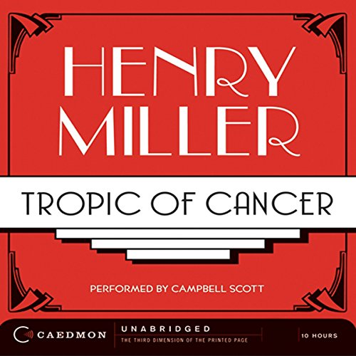 Tropic of Cancer von HarperAudio