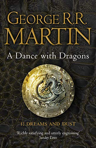 A Song of Ice and Fire 05.1. A Dance with Dragons - Dreams and Dust von Harpercollins Uk; Voyager Books