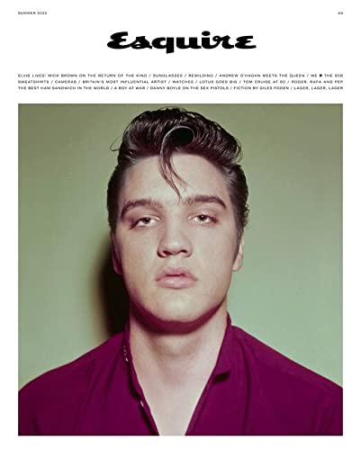 Esquire UK von Hearst Magazines UK