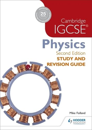 Cambridge IGCSE Physics Study and Revision Guide 2nd edition (Study & Revision Guide) von Hodder Education Group