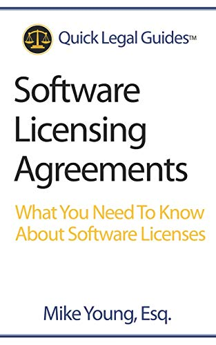 Software Licensing Agreements: What You Need To Know About Software Licenses von Hokkaido Ventures LLC