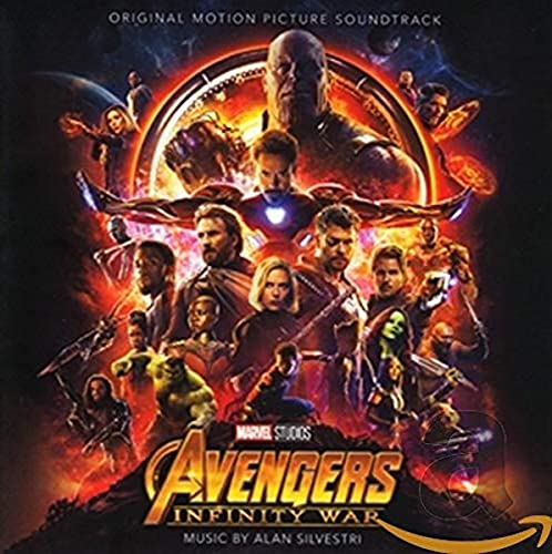 Avengers: Infinity War von Hollywood Records (Universal Music)