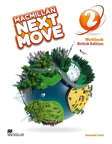 Macmillan Next Move 2: British Edition / Workbook von Hueber Verlag