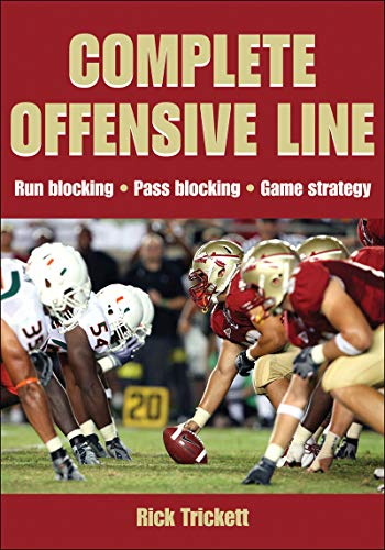 Complete Offensive Line von Human Kinetics Publishers