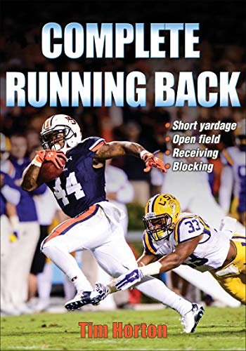 Complete Running Back von Human Kinetics Publishers