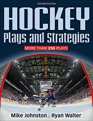 Hockey Plays and Strategies von Human Kinetics