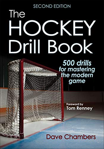 The Hockey Drill Book: 500 drills for mastering the modern game von Human Kinetics