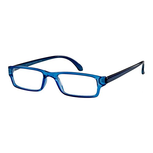 I Need You Lesebrille Action / blau-kristall / +2.5 Dioptrien von I Need You
