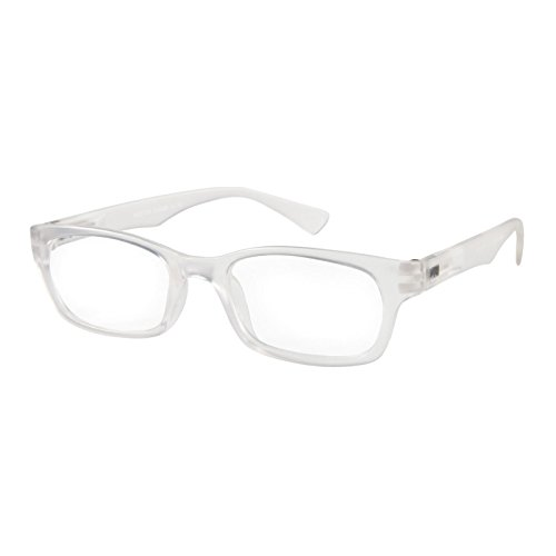 I NEED YOU Lesebrille Master / +1.00 Dioptrien / Kristall, 1er Pack von I Need You
