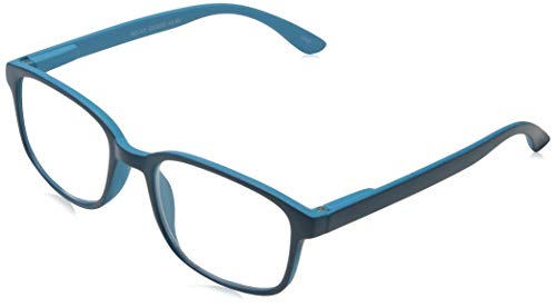 I Need You Lesebrille Relax - Dioptrien: +3,00 Blau-Blau von I Need You