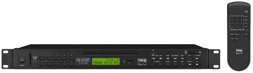 IMG STAGELINE CD-112/BT DJ Single CD MP3 Player von IMG STAGELINE