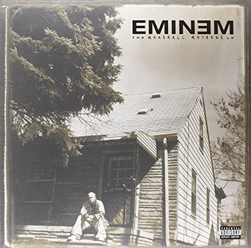 The Marshall Mathers Lp (Back-To-Black-Serie) [Vinyl LP] von IMS-INTERSCOPE