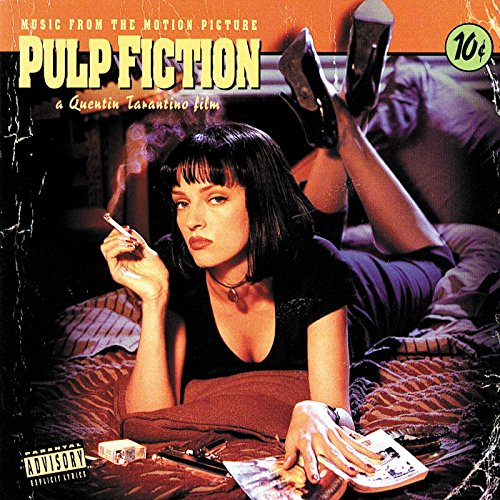 Pulp Fiction (Back-To-Black-Serie) [Vinyl LP] von IMS-MCA (UN