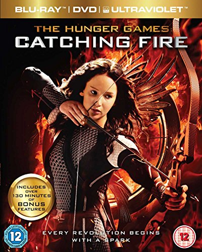 The Hunger Games: Catching Fire [2Blu-Ray] (IMPORT) (Keine deutsche Version) von IN-UK
