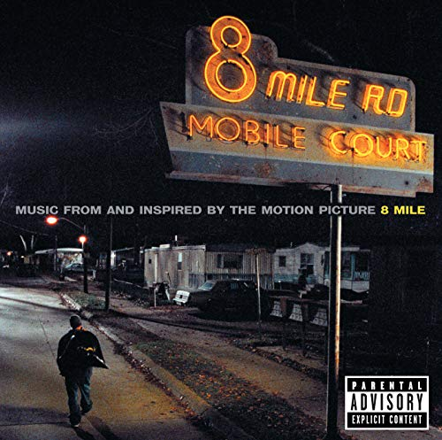8 Mile von INTERSCOPE