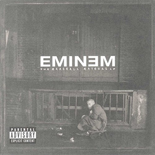 The Marshall Mathers LP von INTERSCOPE