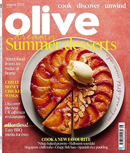 olive magazine von Immediate Media Company London Ltd