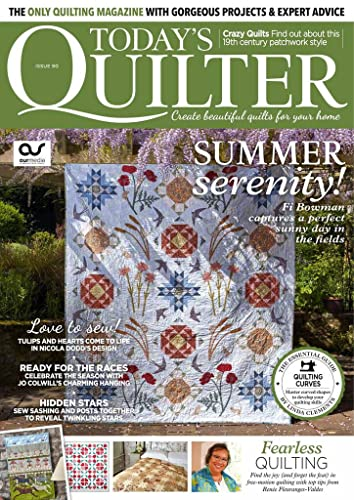 Today's Quilter von Immediate Media Company London Ltd