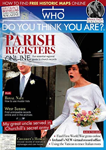 Who Do You Think You Are? Magazine von Immediate Media Company London Ltd