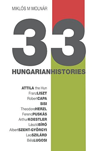 33 Hungarian Histories: Hungarian Identity Through Portraits von Independently published