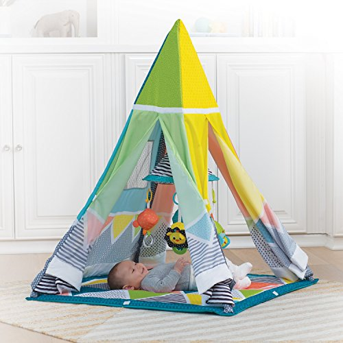 Infantino Grow with me Playtime Teepee Gym von Infantino