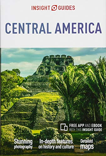 Insight Guides Central America von APA Publications