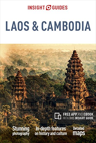 Insight Guides Laos & Cambodia von APA Publications