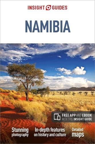 Insight Guides Namibia von APA Publications