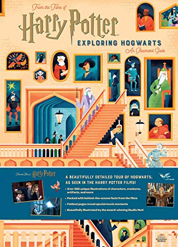 Harry Potter: Exploring Hogwarts: An Illustrated Guide von Insight Kids