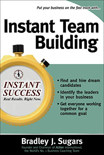 Instant Team Building (Instant Success Series) von McGraw-Hill Education