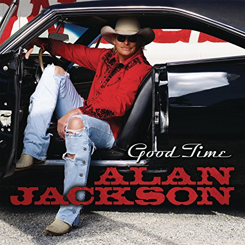 Good Time von JACKSON,ALAN