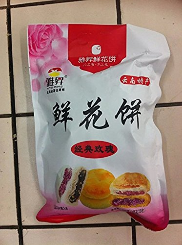 Flower Kuchen Rose Flower Special Snack 1200 Gramm von Yunnan China von JOHNLEEMUSHROOM RESELLER