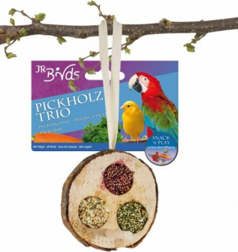 JR Birds Pickholz Trio 70 g von JR Farm