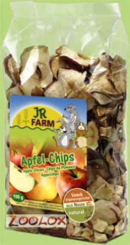 JR Farm Apfel-Chips 8 x 80g von JR Farm