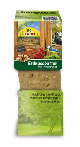 JR Garden PBar Erdnussbutter Powersaat 350 g von JR Farm