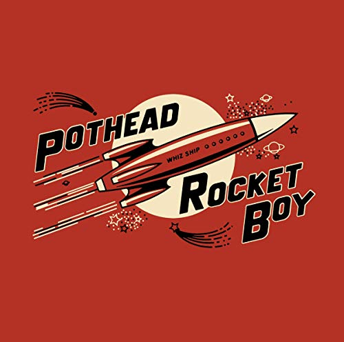 Rocket Boy von Janitor Records (Janitor Records)