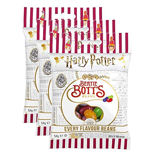 3x Jelly Belly Harry Potter Bertie Bott´s Beans 54g Sweetsking Set von Jelly Belly