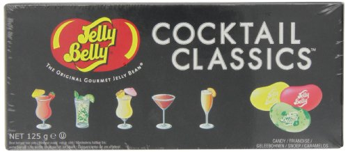 Jelly Belly Beans Cocktail Classics Geschenkpackung, 1er Pack (1 x 125 g) von Jelly Belly