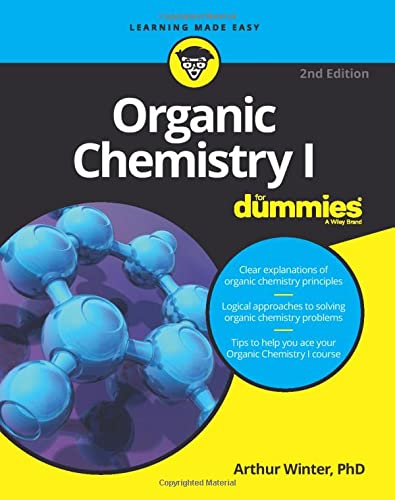 Organic Chemistry I For Dummies (For Dummies (Math & Science)) von John Wiley & Sons Inc