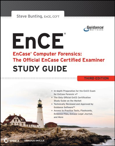 EnCase Computer Forensics -- The Official EnCE: EnCase Certified Examiner Study Guide von Sybex