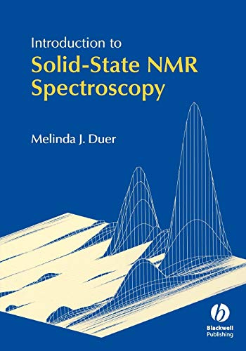 Introduction to Solid-State NMR Spectroscopy von John Wiley & Sons