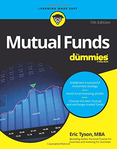 Mutual Funds For Dummies von For Dummies