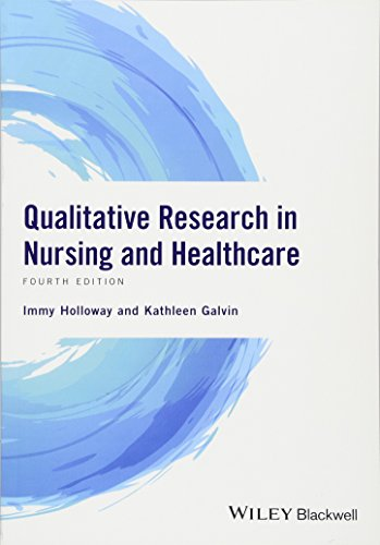 Qualitative Research in Nursing and Healthcare von Wiley-Blackwell