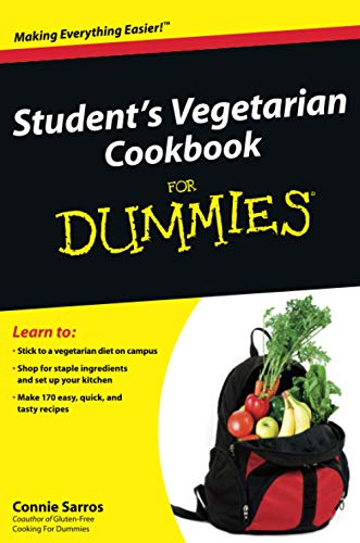 Student's Vegetarian Cookbook (For Dummies) von John Wiley & Sons