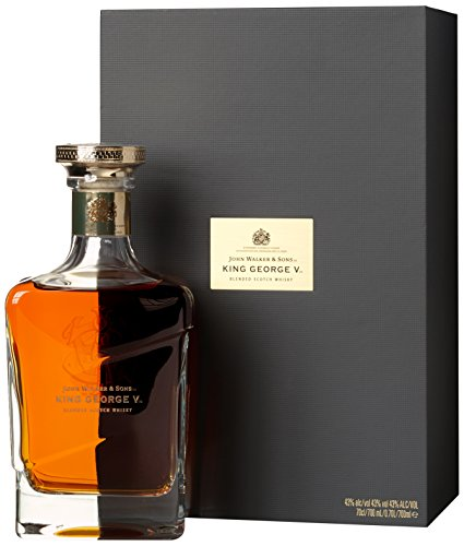 John Walker & Sons King George V Blended Scotch Whisky (1 x 0.7 l) von Johnnie Walker