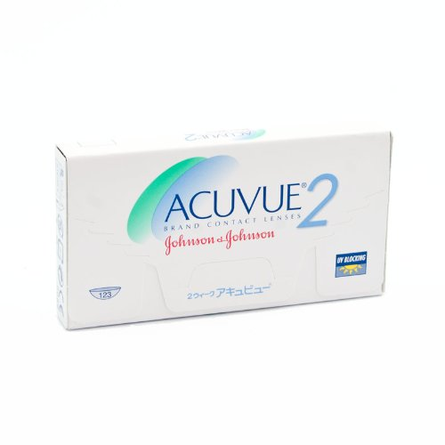 Johnson&Johnson Acuvue 2 - 6er Box (-3.75 / BC 8,7), Kontaktlinsen von Johnson & Johnson